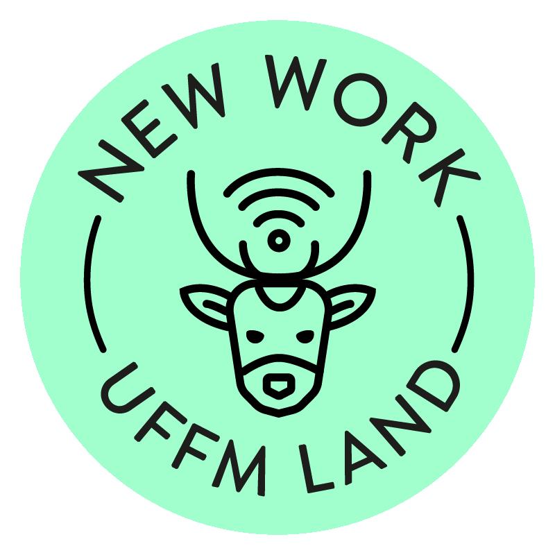 New Work uffm Land
